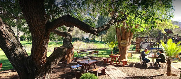 DIE KLOOF PADSTAL, ROUTE 62 FARMSTALL & RESTAURANT