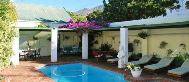 KINGNA LODGE, MONTAGU