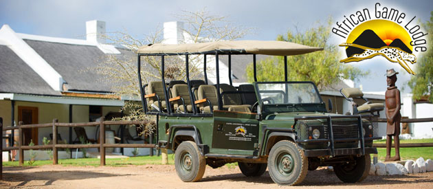 AFRICAN GAME LODGE