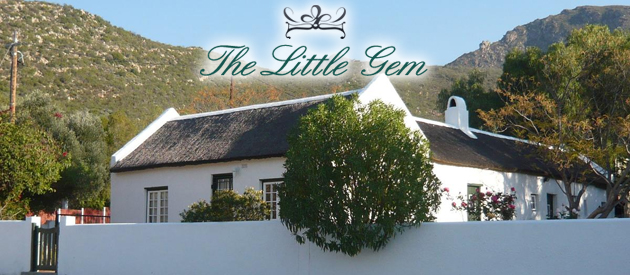 THE LITTLE GEM, MONTAGU